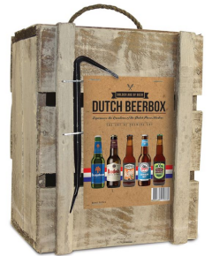 Dutch Bierbox met breekijzer