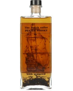 Dutch Sailor Peated Whisky With Seaweed