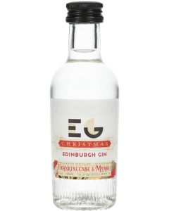 Edinburgh Christmas Gin Mini