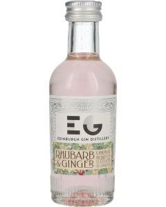 Edinburgh Rhubarb & Ginger Liqueur Mini