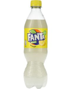 Fanta Lemon Flesje