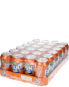 Fanta Orange 24x33cl (Tray)