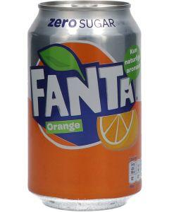 Fanta Orange Zero