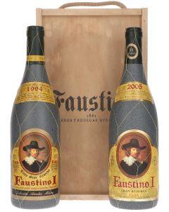 Faustino I Gran Reserva 1994+2005 In Box