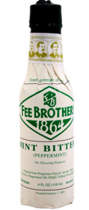Fee Brothers Mint