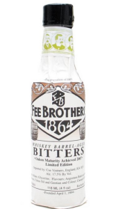 Fee Brothers Whisky Barrel Aged
