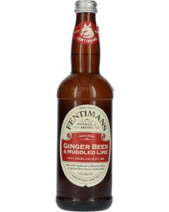 Fentimans Ginger Beer & Muddled Lime