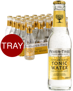 Fever Tree Tonic Tray 24 stuks