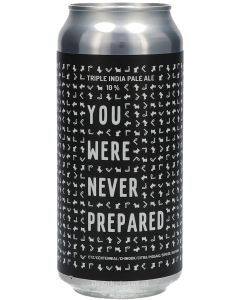 Floem You Were Never Prepared Triple IPA