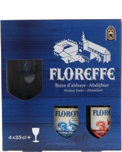 Floreffe Cadeaubox + Glas