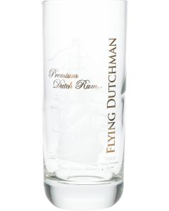 Flying Dutchman rum glas