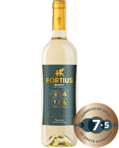 Fortius Blanco Viura Chardonnay
