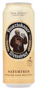 Franziskaner Hefe Weisse Blik