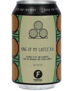 Brouwerij Frontaal King Of My Castle B.A.