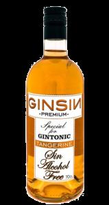 GinSin Tangerine Alcohol Free