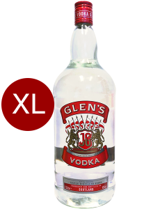 Glen's vodka 1.5 Liter XXL