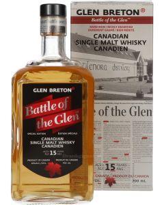 Glen Breton Battle Of The Glen 15 Year