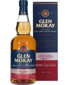 Glen Moray Sherry Cask