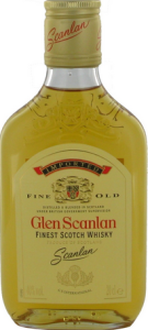 Glen Scanlan Whisky Zakflacon
