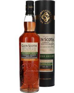 Glen Scotia Cask Number 19/320-5