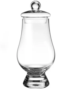 The Glencairn Whiskyglas compleet + deksel