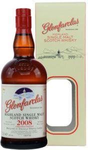 Glenfarclas 2008 Christmas Edition