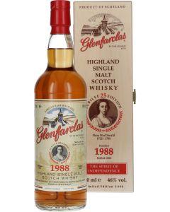 Glenfarclas 25 Years 1988 Jubilee Edition