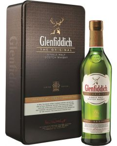 "Glenfiddich ""The Original"" in Tin"