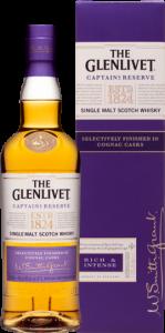 Glenlivet Captain's Reserve Rich & Intense