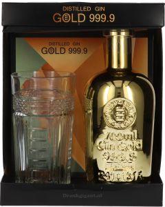 Gold 999.9 Gin Cadeaubox