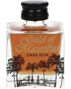 Gold Of Mauritius Dark Rum Mini