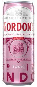 Gordon Pink Gin Blik