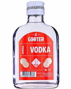 Gorter Vodka Zakflacon