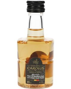Gouden Carolus Single Malt Whisky small mini