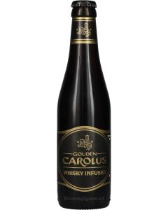 Gouden Carolus Whisky Infused Special