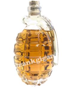Handgranaat Rum Bruin