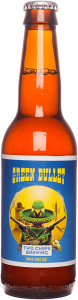 Two Chefs Brewing Green Bullet IPA