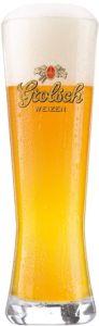 Grolsch Weizen Bierglas 50cl