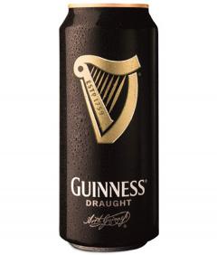 Guinness Draught blik