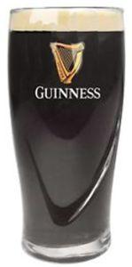 Guinness Bierglas 50cl