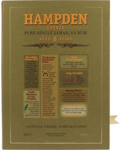 Hampden Estate 8 Years Giftpack