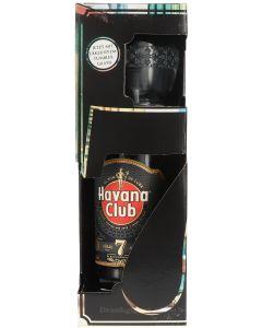 Havana Club 7 Years + Glas