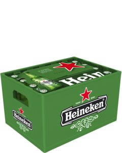 Heineken Bierkrat 24 x 30cl