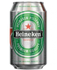 Heineken Bier Blik