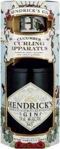 Hendrick's Gin Cucumber Curling Apparatus