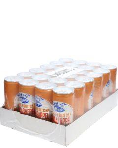 Hero Fruitsap Sinaasappel 24x25cl (Tray)