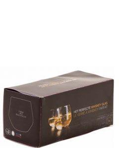 Het Perfecte Whisky Glas Duo Box