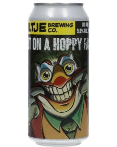 Het Uiltje Put On A Hoppy Face DIPA