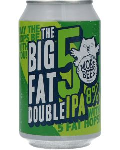 Het Uiltje The Big Fat 5 Double IPA