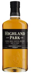 Highland Park 10 Year Ambassador's choice